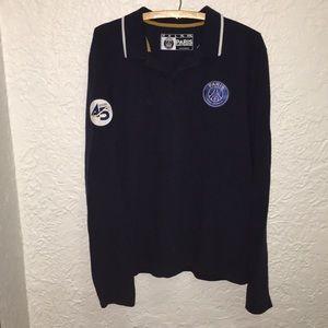 PSG Long Sleeve Polo